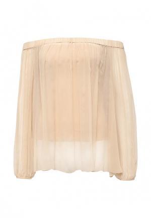Блуза Sportmax Code. Цвет: бежевый