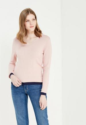 Пуловер Piazza Italia. Цвет: розовый
