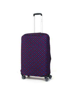 Чехол для чемодана Violet Mettle. Цвет: темно-фиолетовый