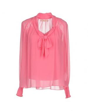 Блузка Розового Цвета