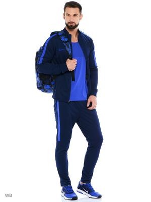 Костюм M NK DRY SQD TRK SUIT K Nike. Цвет: синий