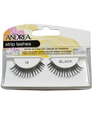 Andrea 31310 Mod Lash 13 Накладные ресницы Andrea.. Цвет: черный
