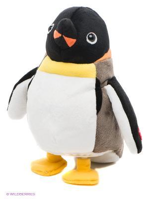 Пингвин Пинги-повторяшка Fluffy Family. Цвет: черный