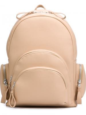 Рюкзак с несколькими карманами Valas. Цвет: телесный