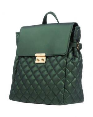 Рюкзаки и сумки на пояс POMIKAKI. Цвет: темно-зеленый