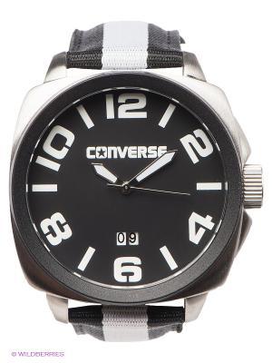 Часы Converse. Цвет: черный, белый