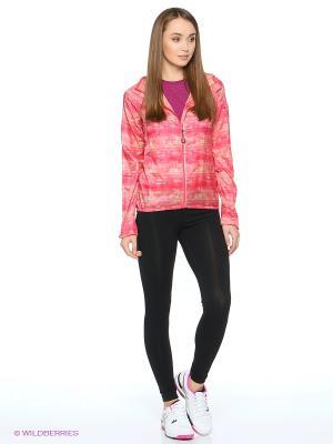 Куртка FujiTrail Pack Jkt ASICS. Цвет: розовый