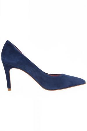 Туфли Sessa. Цвет: синий
