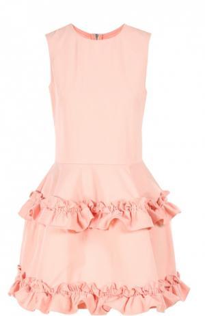 Джинсовое платье Simone Rocha J Brand. Цвет: розовый