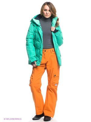 Брюки CLWR. Цвет: оранжевый