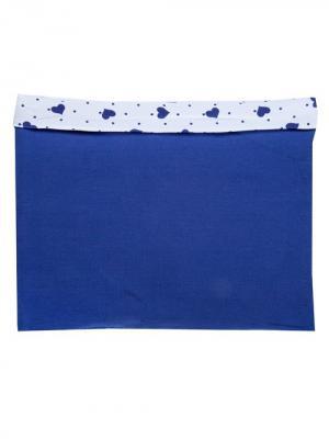 Cнуд Синие сердечки Bloomy. Цвет: темно-синий, белый