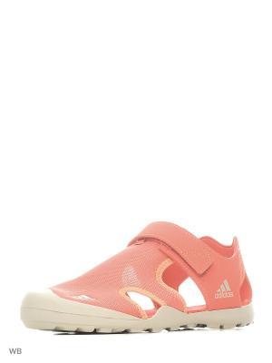 Сандалии дет. спорт. CAPTAIN TOEY K Adidas. Цвет: розовый