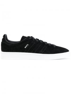 Campus sneakers Adidas By White Mountaineering. Цвет: чёрный