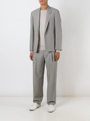 Пиджак с застежкой на пуговицу E. Tautz. Цвет: коричневый