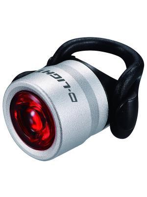 Алюминиевый задний габаритный фонарь D-light. Цвет: серый