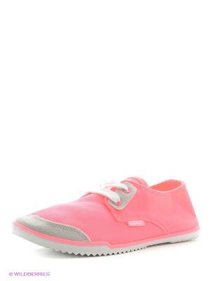 Кеды GOGC. Цвет: розовый