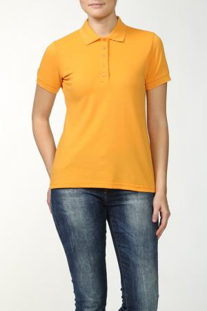 Поло Fullah Sugah. Цвет: оранжевый