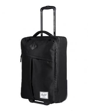 Чемодан/сумка на колесиках HERSCHEL SUPPLY CO.. Цвет: черный
