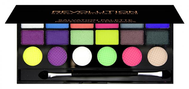 Для глаз Makeup Revolution Colour Chaos. Цвет: colour chaos