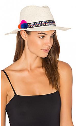 Шляпа havana Hat Attack. Цвет: беж