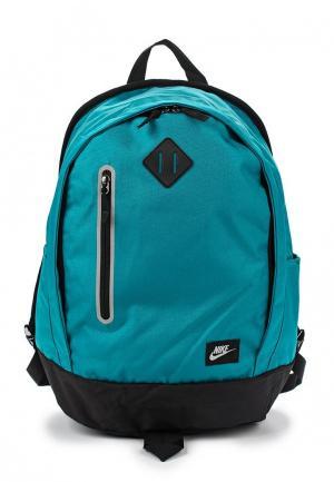 Рюкзак Nike. Цвет: бирюзовый
