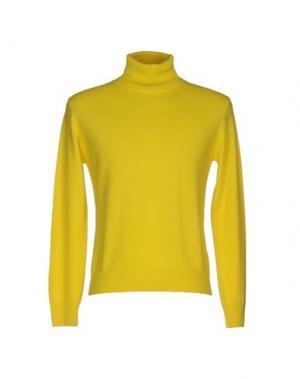 Водолазки HAMPTONS. Цвет: желтый