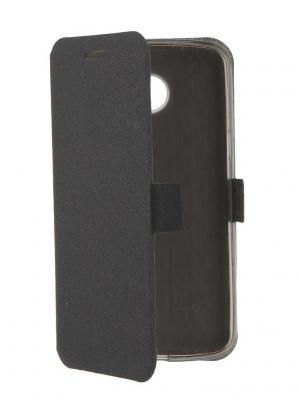Чехол-книжка для LG K5 Prime. Цвет: черный