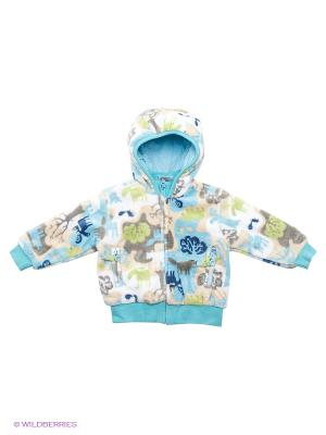 Толстовка Baby Club. Цвет: голубой, светло-бежевый, синий, серый, салатовый