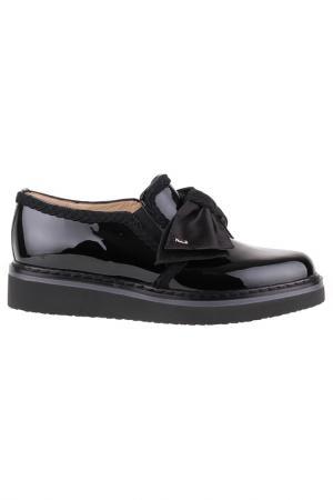 Туфли norma j baker. Цвет: черный