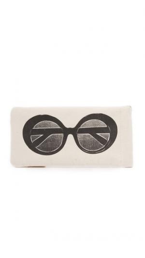 Футляр для круглых солнцезащитных очков Bag-all