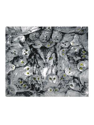 Платок Magrom. Цвет: серый