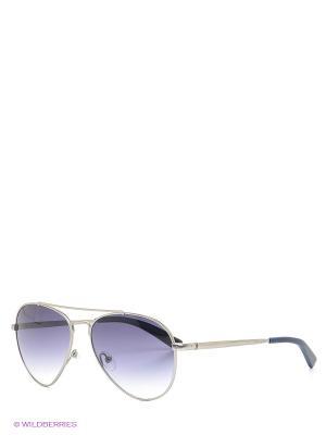 Солнцезащитные очки IS 11-290 04 Enni Marco. Цвет: серебристый, синий