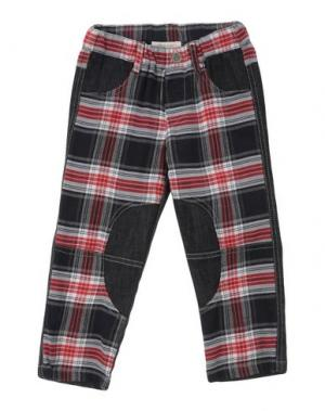 Джинсовые брюки LES PARROTINES. Цвет: синий