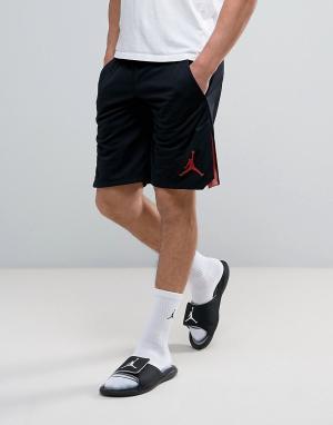 Jordan Шорты Nike 23 Alpha 849143-010. Цвет: черный
