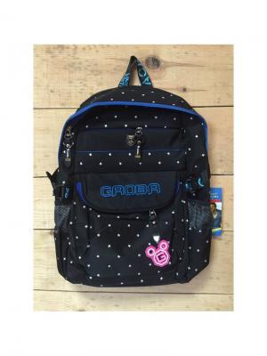 Рюкзак спортивный, цвет черный, PM9081, Pink Mikky Gaoba. Цвет: черный