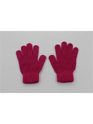 Перчатки Cascatto. Цвет: малиновый