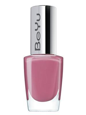 Стойкий Лак для ногтейLong Lasting Nail Lacquer 186, 8мл BEYU. Цвет: фиолетовый