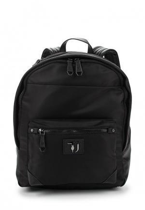 Рюкзак Trussardi Jeans. Цвет: черный