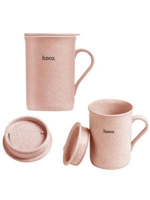 Чашка Hoco CP3 Pink. Цвет: розовый