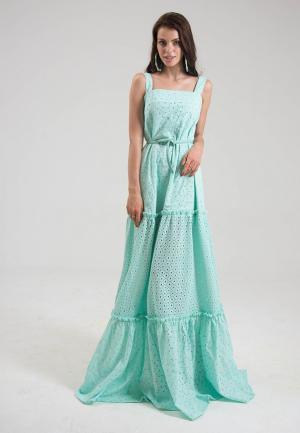 Платье Tailor Che. Цвет: мятный