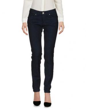 Повседневные брюки BERNA. Цвет: синий