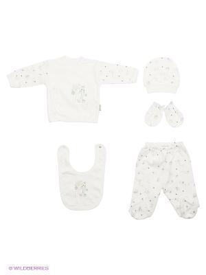 Комплекты одежды Bebitof Baby. Цвет: бежевый, кремовый