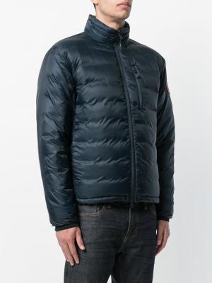 Стеганая куртка Canada Goose. Цвет: синий