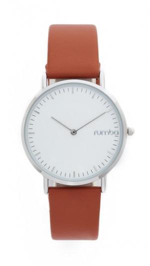 Часы SoH Hazlenut с кожаным ремешком RumbaTime