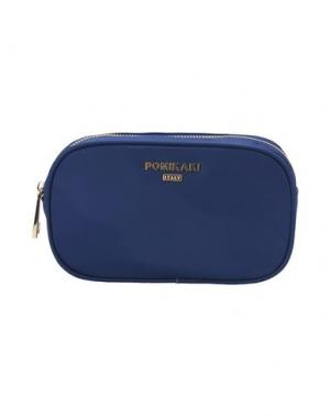 Beauty case POMIKAKI. Цвет: синий