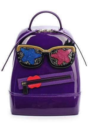 Рюкзак Furla. Цвет: фиолетовый