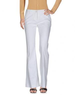 Повседневные брюки TOY G.. Цвет: белый