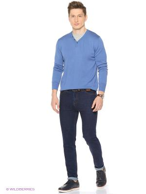 Пуловер Catbalou. Цвет: серо-голубой