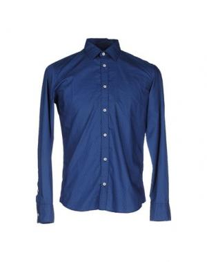 Pубашка ALTEA DAL 1973. Цвет: темно-синий