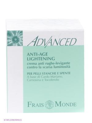 Антивозрастной крем для лица Frais Monde. Цвет: зеленый, белый